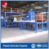 Linha de produção plástica da extrusão da folha de PP/PE/PS/PVC