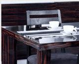 Neue moderne hohe glatte gegenübergestellte UVmöbel der Küche-2017 (ZX-050)