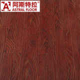 12mm impermeable HDF registrado laminado en relieve laminado (AT002)
