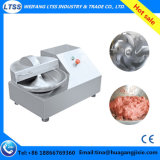 coupeur de bol de viande de l'acier inoxydable 5L