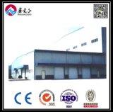 Taller ligero de la estructura de acero del almacén de la estructura de acero