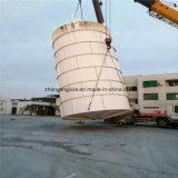 silo de cemento 50-100t para la planta concreta