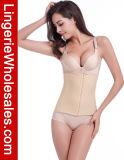 O material respirável do algodão do ar sob a falência engancha o espartilho de Cincher da cintura