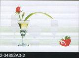 Azulejo de cerámica esmaltado superficial de la pared 300*450