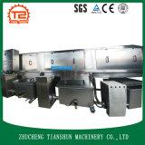 Máquina de lavar industrial da gaiola para a cesta e a bandeja industriais Tsxk-60