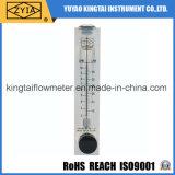Tipo acrílico medidor do painel de Lzm-15z do volume de água do RO (Rotameter)