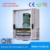Mecanismo impulsor de la CA de la frecuencia VFD del convertidor de V&T/inversor conviviales 18.5 de la potencia a 30kw