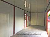 장기 사용 시간 호화스러운 강한 Prefabricated 콘테이너 집