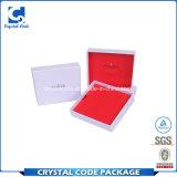 Rectángulo de papel de empaquetado impreso aduana de la ropa plegable