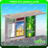 Stadt-attraktiver Solar Energy Bus-Schutz-Entwurf