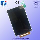 3.5 '' Auflösung 320 RGB * 480 Bildschirmanzeigen Tn-TFT LCM