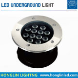 lámpara subterráneo de la luz IP65 Inground de 18W LED con 2 años de garantía