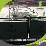 Конструкция открытой клети защиты животных оборудования фермы свиньи