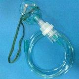 Aerosol-Schablonen-Zerstäuber-Schablone mit Qualität (Grün, pädiatrischer Standard mit Glas des Zerstäuber-6ML/20ML)