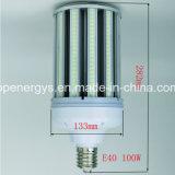 gestionnaire interne de 100W IP65 sans lumière de maïs du ventilateur DEL