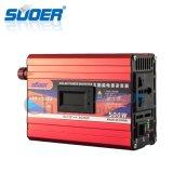 Suoer 500W Gleichstrom 12V Sonnenenergie-Inverter zum Wechselstrom-230V