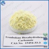 Tren um acetato de Trenbolone das injeções do petróleo do edifício do músculo do esteróide de 99%