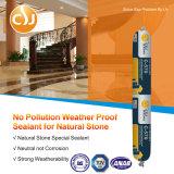 Vedador não poluído do silicone para junções/vedador de pedra do parede/o de mármore da colagem do duto