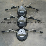 Nuevo tipo adaptador auto Adaptar Sx386 del adaptador de la abrazadera del alineador de la rueda de la alineación de rueda del vehículo 3D 4D 5D del coche