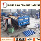 750 Blad die van het Ijzer van het Blad van het Dakwerk van het aluminium het Plooiende Machine maken die in China wordt gemaakt
