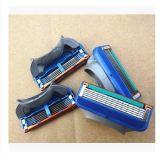 5 Schichten der Männer 8PCS, die Rasiermesser rasieren, füllt Kassetten-Schaufel für Gillette-Schmelzverfahren wieder