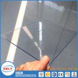 El panel sólido grabado pabellón llano rígido del policarbonato del balcón
