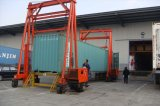 40ton Mast Mobile Container Crane для Warehouse