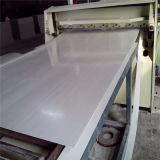 strato del PVC di colore di bianco di 3mm