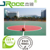 Surface de sport de terrain de basket d'unité centrale de Simple-Composant