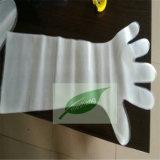 Перчатка пластмассы домочадца перчаток втулки устранимого PE ветеринарная длинняя