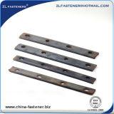 Lasche für Stahlschienen-Befestigung-Spur-Verbindungs-Stab