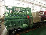 комплект генератора Biogas 500kw (500GJZ1-PWT-ESM3)