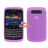 Caisse de peau - rose pour la JANTE de Blackberry (OEM)
