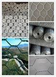 Гальванизированное высоким качеством шестиугольное плетение провода