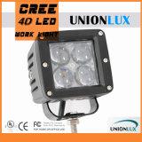 20W lumière de travail du CREE DEL avec le réflecteur 4D