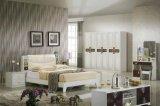 Qualitäts-preiswerte moderne Garderobe, Form-Schlafzimmer-Set-Möbel (9C012)