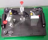 자동차 실내 & 외부 이음쇠를 정착물 또는 지그와 검사 계기를 검사하는 차
