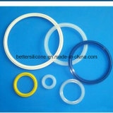 Heißes Selling Translucent Silicone Rubber Seal Gasket für Medical Machines
