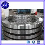熱されたステンレス鋼は継ぎ目が無い転送されたリングを造る大口径ベアリングリングを造った