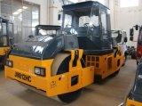 12 Tonnen-selbstangetriebenes doppeltes Trommel-Schmutz-Verdichtungsgerät (JM812HC)
