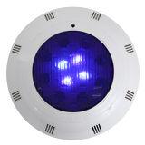 Lumière sous-marine de piscine de la lumière DEL du syndicat de prix ferme IP68