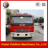 4000L 물 탱크 화재 싸움 트럭을%s 가진 Dongfeng Chasssis