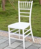 Weddingのための白いResin Tiffany Chair