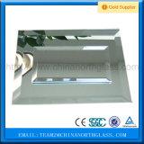 銀製ミラー、浴室ミラー、装飾的なミラーガラス