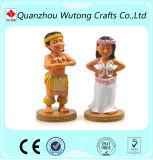 Figurine Hula сувенира Гавайских островов оптового дешевого цены туристский