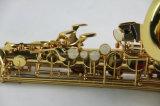 Саксофон альт / зеленый цвет 82z Саксофон (AS-Y82)