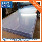 Strato trasparente di plastica rigido sporto del PVC per la formazione di vuoto