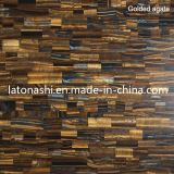 Interior Decoration를 위한 싼 Black Agate Gemstone Marble Glass Mosaic
