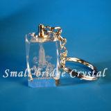 3D cristalino Keychain cristiano (ND3020)