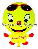 Подгонянный воздушный шар гелия